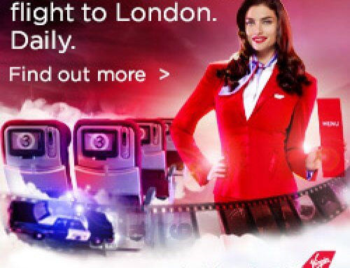 Virgin Airlines Promo Code